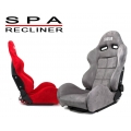 STATUS SPA Reclinable Racing Seats - CARBON FIBER / ULTRASUEDE
