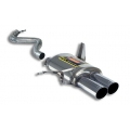 BMW E90/E92/E93 Spoer exhaust by Supersprint