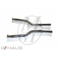 BMW E60 M5 SR pipe ( Section1)