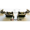 BMW E71  X6  <UP TO 2010> Meist SUS EXHAUST  - GT (Racing Performance)