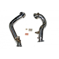 BMW E90/E92/E93  Catbypass/Downpipe Pipe