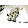 BMW E60 M5  Meist SUS - GT (Racing Performance)  Exhaust  (Oval Split Tips)