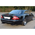 Mercedes Benz W215 CL Class Exhaust Systems