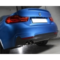 Milltek SPORT - BMW F32 428i NON-Resonated Performance Exhaust System