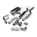 Milltek SPORT - BMW F30 328i DUAL Exhaust System - Resonated Performance