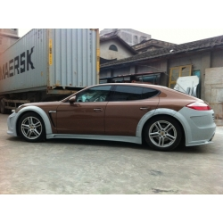 Porsche Panamera Wide Body kit