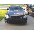 Mercedes Benz W221 S63/65 Style Body kit ( PU)