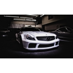 Mercedes Benz Black Series AMG Conversion  Body kit (installed)