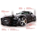 SLS Bodykit by  Mec Design