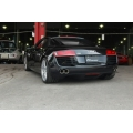 Audi R8 4.2 Cat-back F1 Sound Valvetronic Exhaust System