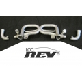 LOC REV 5 Gallardo Sport Exhaust System 2004 -2008 by Loc