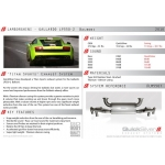 Gallardo LP550-2 Balboni/ LP560-4/ LP570-5 Superleggera  'Titan Sports'